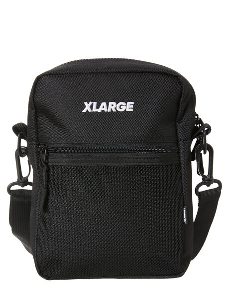 BLACK MENS ACCESSORIES XLARGE BAGS + BACKPACKS - XL702010BLK