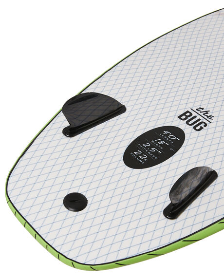 LIME BOARDSPORTS SURF OCEAN AND EARTH SOFTBOARDS - SBSO48LIM