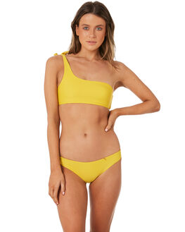MUSTARD WOMENS SWIMWEAR AMORE AND SORVETE BIKINI TOPS - S1MARTINITPMSTD