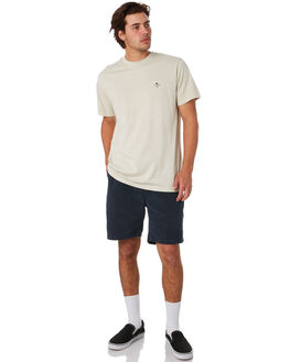 WASHED NAVY MENS CLOTHING THRILLS SHORTS - TS9-308EWSNVY