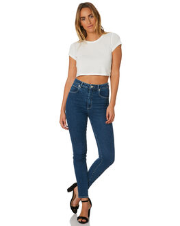 CRUISIN WOMENS CLOTHING A.BRAND JEANS - 71480-4533