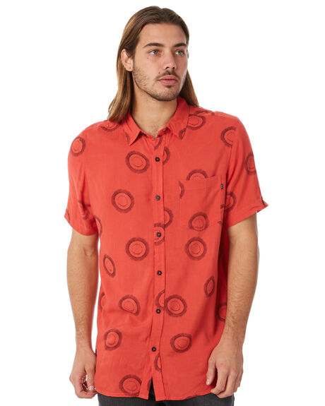 RED SOLAR OUTLET MENS A.BRAND SHIRTS - 81169B4103