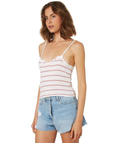 STRIPE WOMENS CLOTHING SWELL SINGLETS - S8182271STRIP
