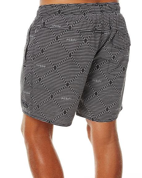 VORTEX MENS CLOTHING AFENDS SHORTS - 09-04-119VORT