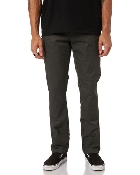 CHARCOAL HEATHER MENS CLOTHING VOLCOM PANTS - A11313S1CHH