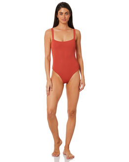 RUST WOMENS SWIMWEAR FELLA SWIM ONE PIECES - FS-OP-028RUST