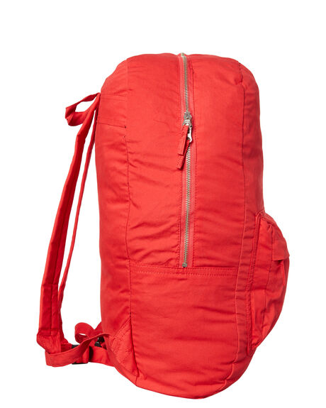 BRIGHT RED MENS ACCESSORIES STUSSY BAGS + BACKPACKS - ST773027BRED