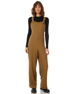 MOSS WOMENS CLOTHING AFENDS PLAYSUITS + OVERALLS - W181884-MSS