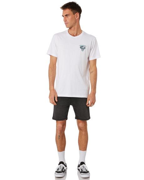 WHITE MENS CLOTHING RUSTY TEES - TTM2380WHT