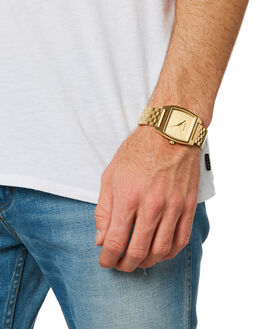 ALL GOLD MENS ACCESSORIES NIXON WATCHES - A1245502