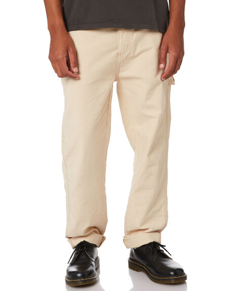 THRIFT WHITE MENS CLOTHING THRILLS JEANS - TDP-412ATWHI