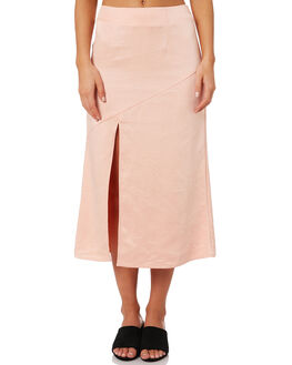 LIGHT PEACH WOMENS CLOTHING THE FIFTH LABEL SKIRTS - 40190948LTPCH
