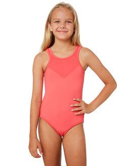 RASPBERRY KIDS GIRLS SEAFOLLY SWIMWEAR - 15589RASP