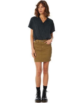 MOSS WOMENS CLOTHING AFENDS SKIRTS - 52-03-043MSS