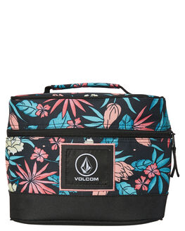 BLACK COMBO WOMENS ACCESSORIES VOLCOM BAGS + BACKPACKS - E6731880BLC
