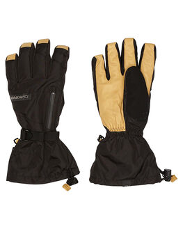 BLACK TAN SNOW OUTERWEAR DAKINE GLOVES - 1100353BTA