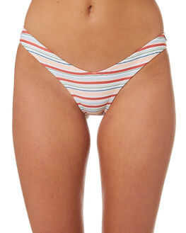 STRIPE OUTLET WOMENS ALL ABOUT EVE BIKINI BOTTOMS - 6428242STRP
