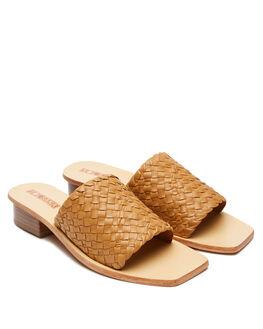 CARAMEL WOMENS FOOTWEAR SOL SANA FASHION SANDALS - SS202W433CRML