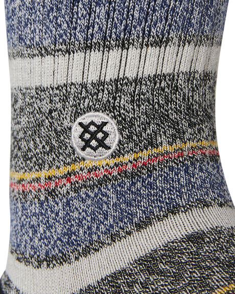 BLACK MENS ACCESSORIES STANCE SOCKS + UNDERWEAR - M556A18KEABLK