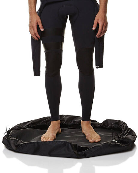 BLACK BOARDSPORTS SURF OCEAN AND EARTH ACCESSORIES - AMMC22BLK