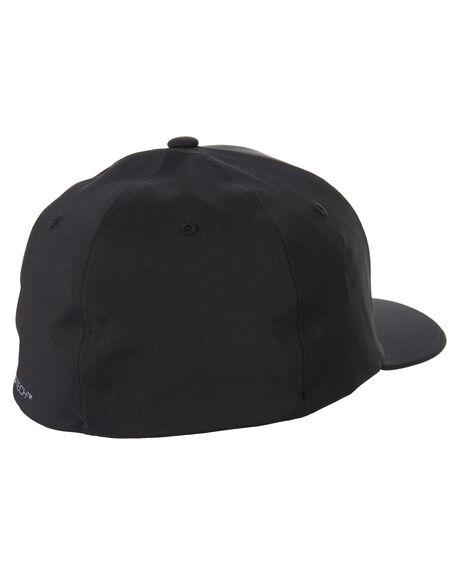 BLACK MENS ACCESSORIES VOLCOM HEADWEAR - D5532100BLK