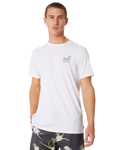 WHITE MENS CLOTHING SWELL TEES - S5184020WHITE
