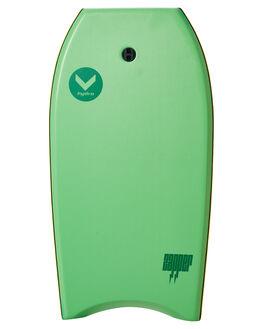 GREEN MULTI BOARDSPORTS SURF HYDRO BODYBOARDS - ZB18-HYD-038GREEN
