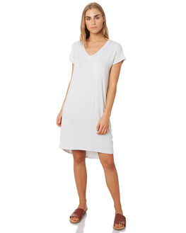 GREY WOMENS CLOTHING BETTY BASICS DRESSES - BB510SP19GRY