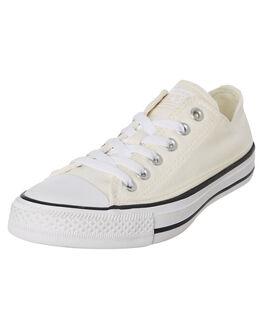 EGRET WOMENS FOOTWEAR CONVERSE SNEAKERS - 566114CEGRET