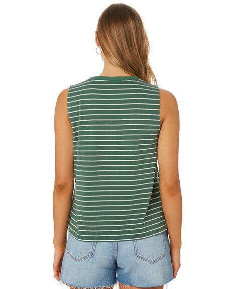 SAGE BONE WOMENS CLOTHING RPM SINGLETS - 9SWT09B6SAGE