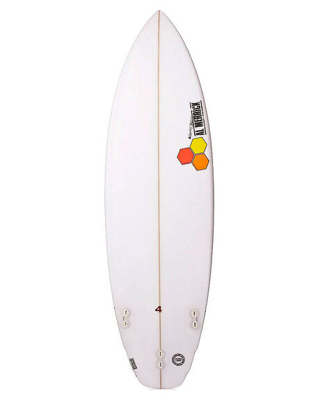 CLEAR BOARDSPORTS SURF CHANNEL ISLANDS SURFBOARDS - CITHE4CLR