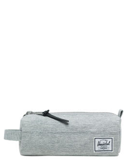 LIGHT GREY CROSSHTCH MENS ACCESSORIES HERSCHEL SUPPLY CO OTHER - 10071-01866-OSLTGRY