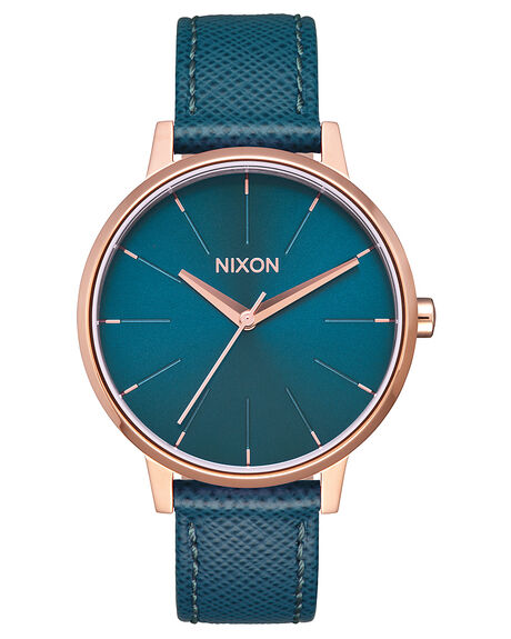 ROSE GOLD  TEAL WOMENS ACCESSORIES NIXON WATCHES - A1082480