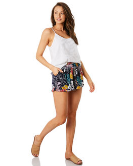 BOLD BLOOM WOMENS CLOTHING O'NEILL SHORTS - 4821701BBM