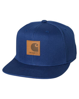 METRO BLUE MENS ACCESSORIES CARHARTT HEADWEAR - I023099-S000