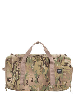 MULTICAM MENS ACCESSORIES HERSCHEL SUPPLY CO BAGS - 10299-02019-OSMUL