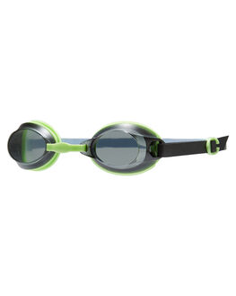 BLACK GREEN ACCESSORIES SWIM ACCESSORIES SPEEDO  - 8-092978909BKGRN