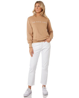 TAN WOMENS CLOTHING THE FIFTH LABEL JUMPERS - 40190452-7TAN