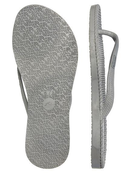 FOG WOMENS FOOTWEAR RUSTY THONGS - FOL0317FOG