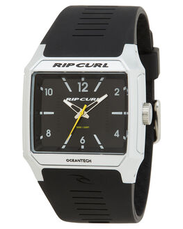 SILVER MENS ACCESSORIES RIP CURL WATCHES - A30380544