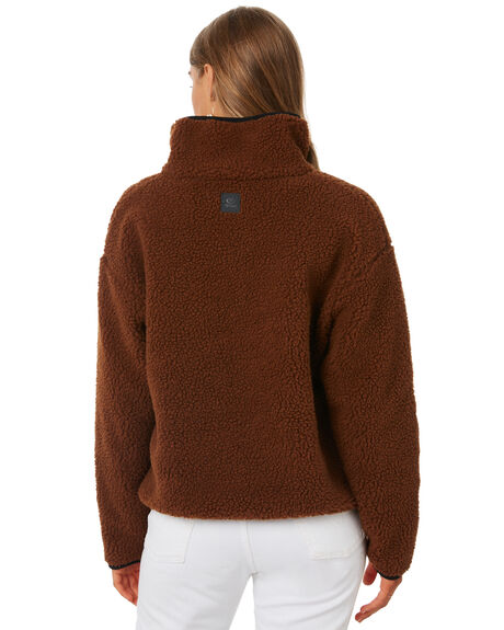 CHOCLATE WOMENS CLOTHING RIP CURL JUMPERS - GFEJL10685