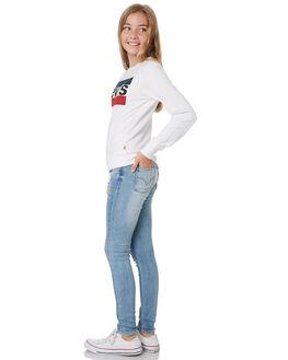 PALISADES KIDS GIRLS LEVI'S PANTS - 37350-0155L3D