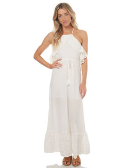 WHITE OUTLET WOMENS SWELL DRESSES - S8171449WHITE
