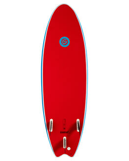 BLUE RED BOARDSPORTS SURF GNARALOO GSI BEGINNER - GN-FLOPO-BLRD