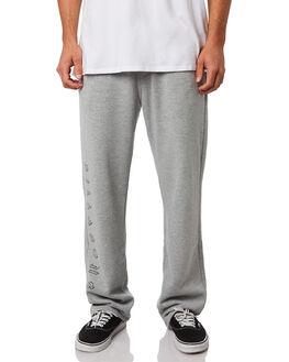 GREY HEATHER MENS CLOTHING BILLABONG PANTS - 9595302GREYH