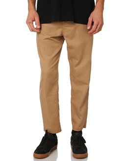 CAMEL MENS CLOTHING ZANEROBE PANTS - 700-WORDCAM