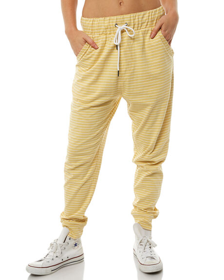 MUSTARD WOMENS CLOTHING SWELL PANTS - S8182194MSTRD