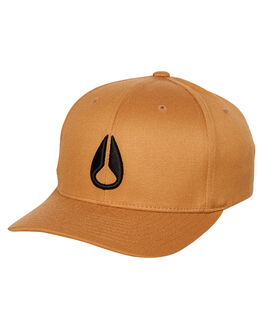 TOBACCO MENS ACCESSORIES NIXON HEADWEAR - C1075-1947