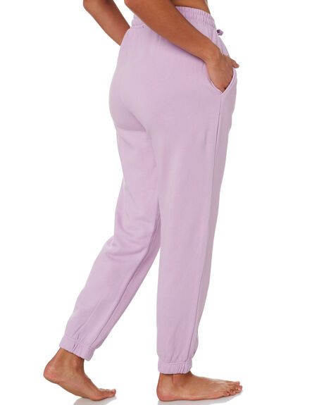 LILAC WOMENS CLOTHING STUSSY PANTS - ST1M0153LIL
