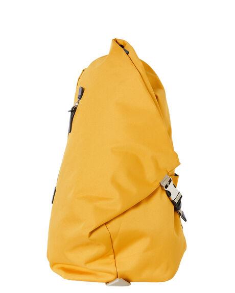 MUSTARD MENS ACCESSORIES HARVEST LABEL BAGS + BACKPACKS - HLO0935-MUS